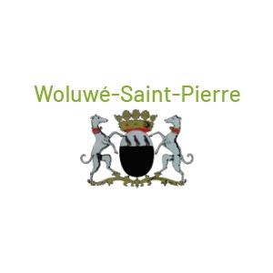 Commune de Woluwé-Saint-Pierre Logo