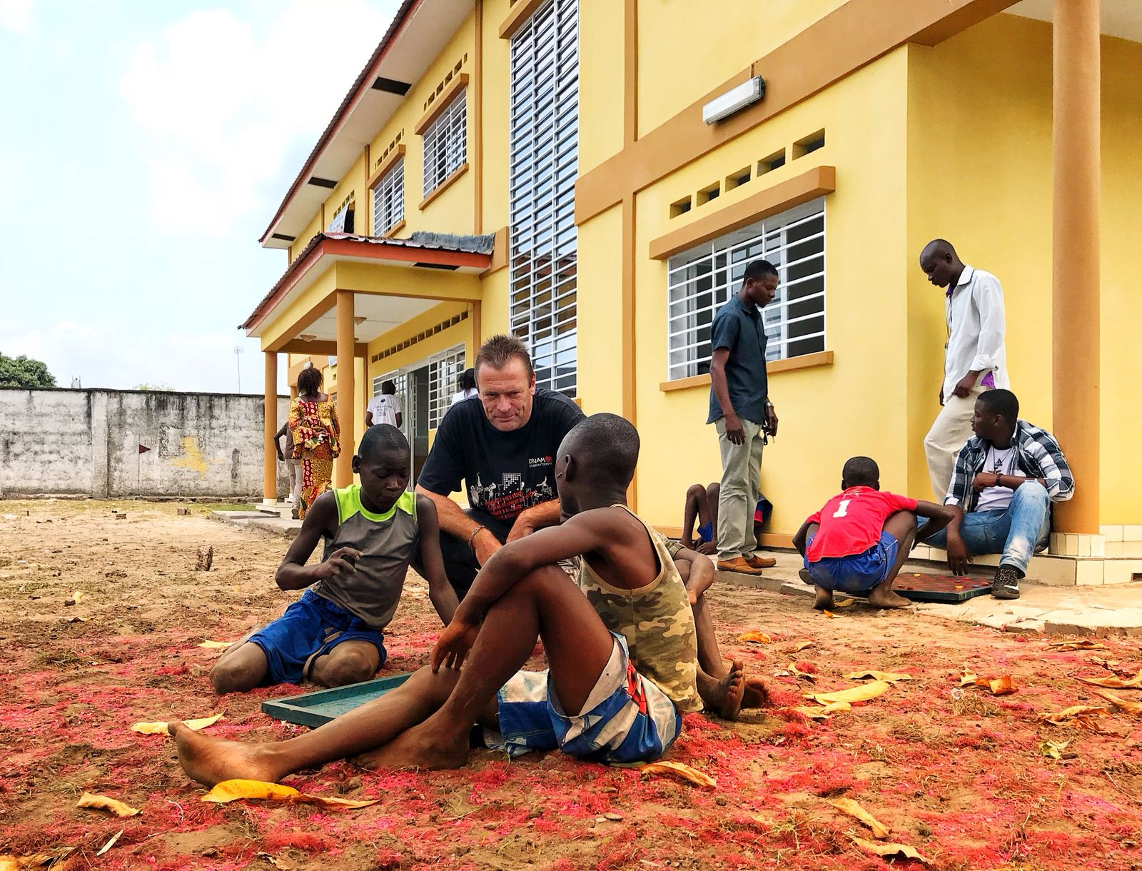 Inauguration du centre LIKEMO-CATSR - Kinshasa - RDC