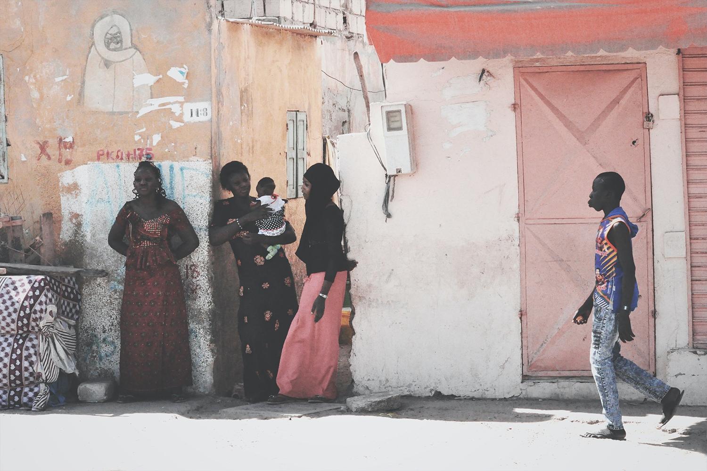 Le Collectif des Structures d'Appui aux Enfants et jeunes en Difficultés (COSAED) au Sénégal