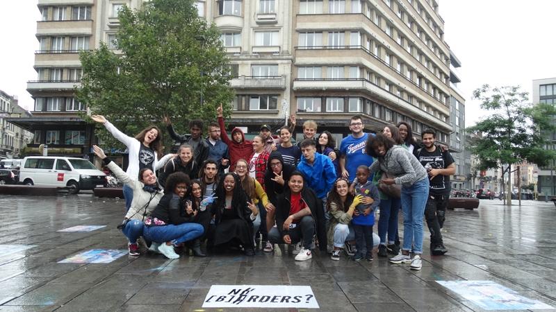 Equipe Mobilite Jeunes Dynamo International No [B]order ?
